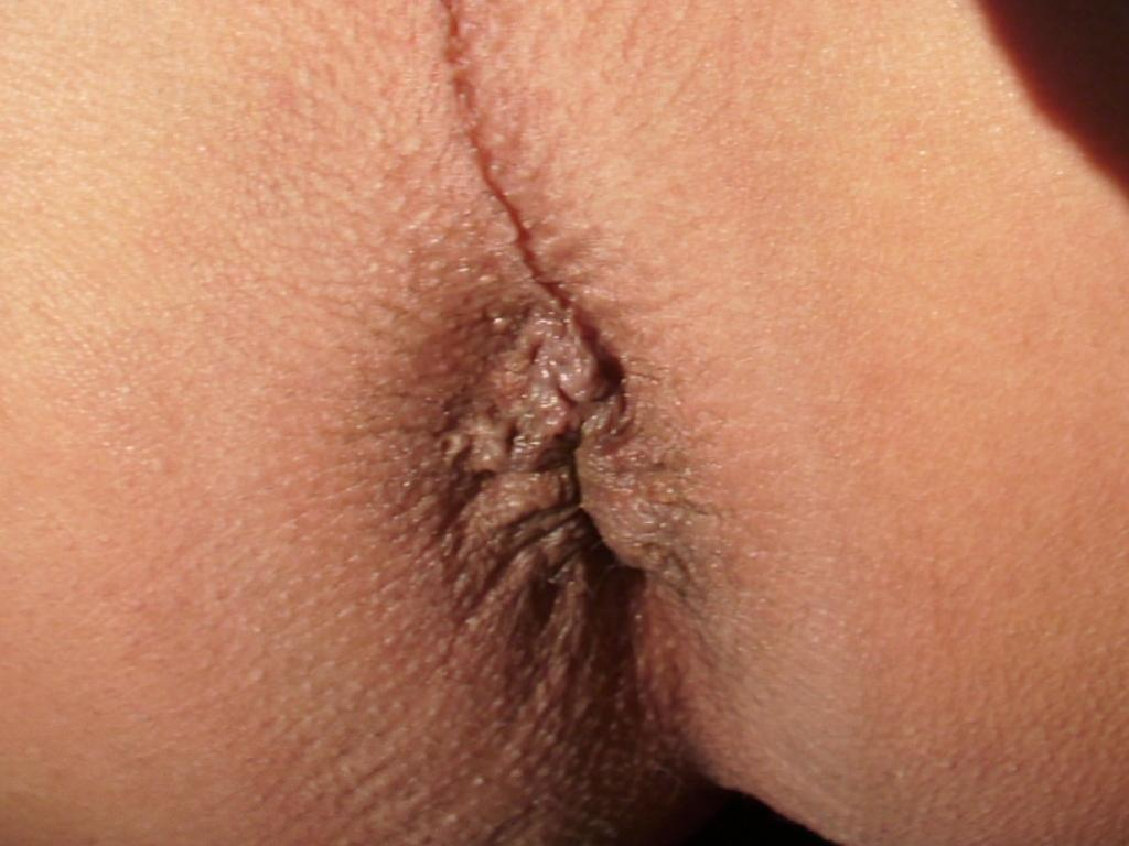 Close up ass while pussy fucked then cumshot into eye 7